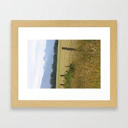 Gordon Ranch Framed Art Print