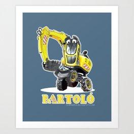 Bartolo Art Print