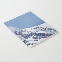 """Veleta mountain"". Aerial photography Notebook"