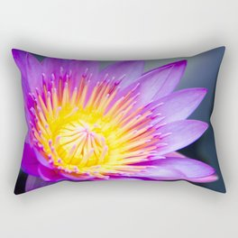 The World is a Garden Rectangular Pillow
