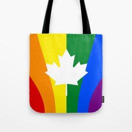 Canadian Pride Tote Bag