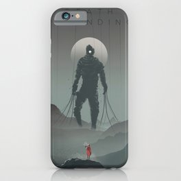 Death Stranding iPhone Case