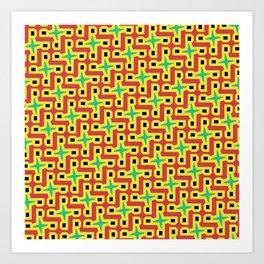 Robin 1966 Art Print