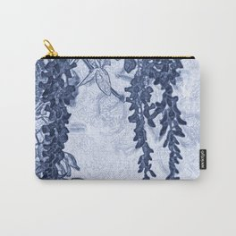 The wisteria of Targassonne Carry-All Pouch