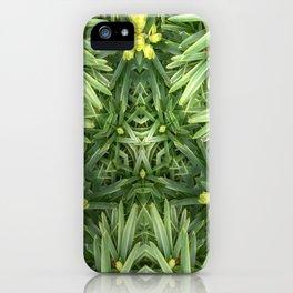 Celtic Yuletime iPhone Case