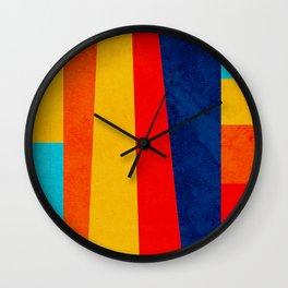 Formas 41 Wall Clock