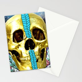bill in space Stationery Cards