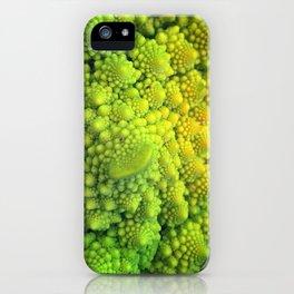 Living Fractals iPhone Case