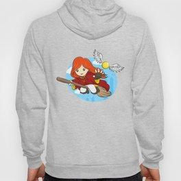 HP - Snitch Catcher - Ginger girl Hoody