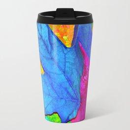 Vivid Leaves #2 Travel Mug
