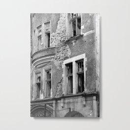 Krepostnaya Street Ruins Metal Print