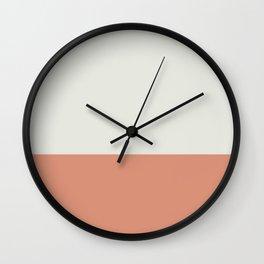BONE x HONEY NUDE Wall Clock