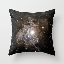 RS Puppis, Cepheid variable star Throw Pillow