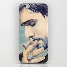 I Know How You Kiss iPhone Skin