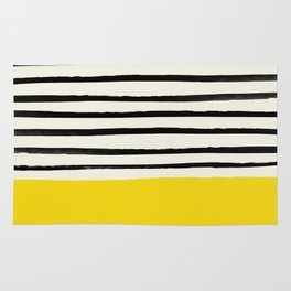 Sunshine x Stripes Rug