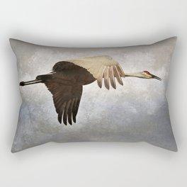 Crane Rectangular Pillow