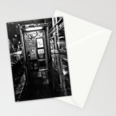 midnite call london Stationery Cards