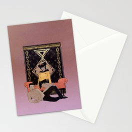Sexy La Forge Stationery Cards
