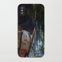 blues iPhone & iPod Cases featuring Blues by  Agostino Lo Coco