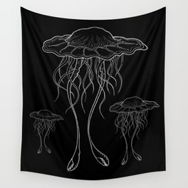 #3 Jellyfish Series Wall Tapestry