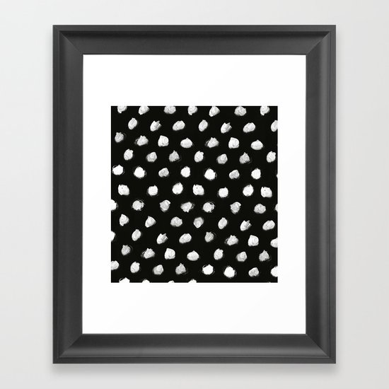 White Dots Pattern by alyissaj