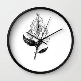 magical vulve Wall Clock