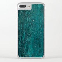 La forêt  de Mme.M Clear iPhone Case