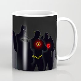 Super Hero Coffee Mug