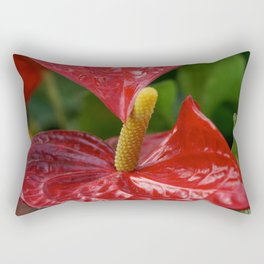 anthurium Rectangular Pillow