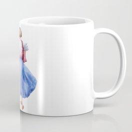 As mother as daughter Coffee Mug