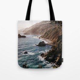 Big Sur Coast Tote Bag