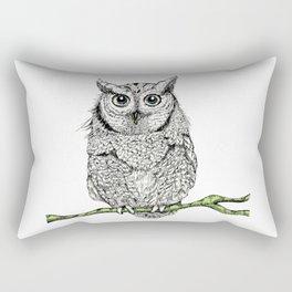 owl elders Rectangular Pillow