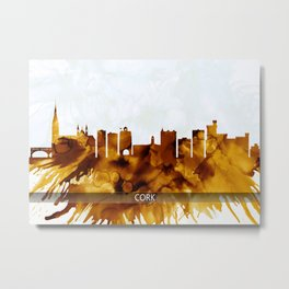 Cork Ireland  Skyline Metal Print