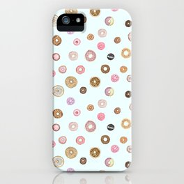 DONUT LOVE iPhone Case