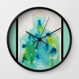 The Dress Wall Clock