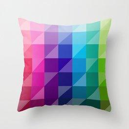 Colorin Colorado Throw Pillow
