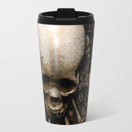 Man Or Machine Travel Mug