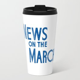 CITIZEN KANE - News on the March Travel Mug