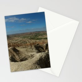 Amazing Badlands Overview Stationery Cards