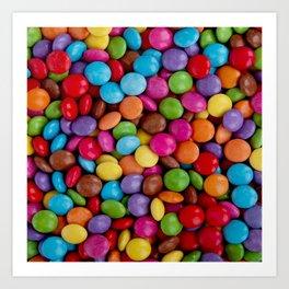 Candys Art Print