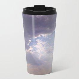 Desert Afternoon Metal Travel Mug