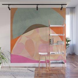 shapes study tartaruga Wall Mural