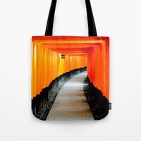japan Tote Bags featuring Japan by very giorgious