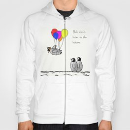To be a Flying Penguin Hoody