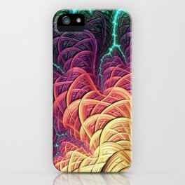Thunderous Applause iPhone Case