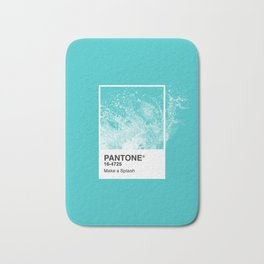 PANTONE SERIES – SPLASH Bath Mat