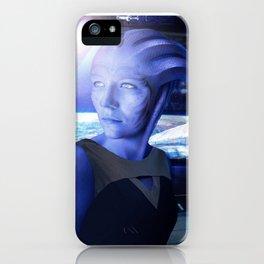 Asari Portrait iPhone Case