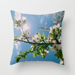 this colors --- love Throw Pillow
