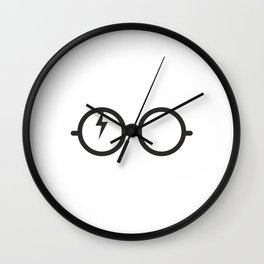 HP Minimal Wall Clock