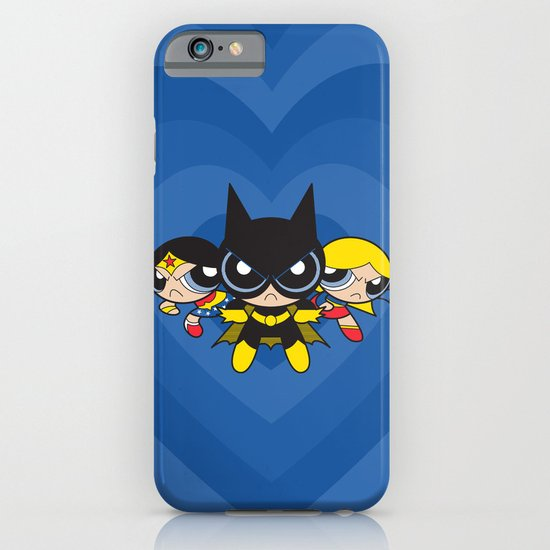 Supertough Girls iPhone & iPod Case